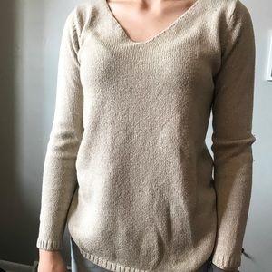 Merona Tan Sweater